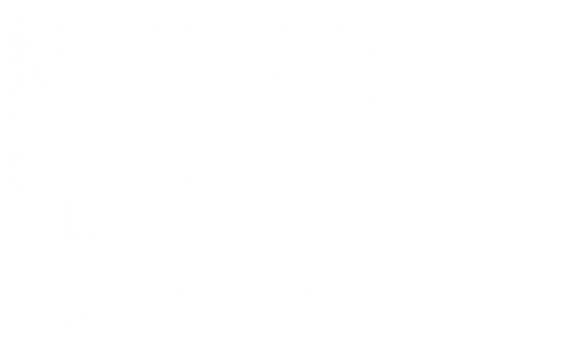 Connecting Mission Leaders Logotext